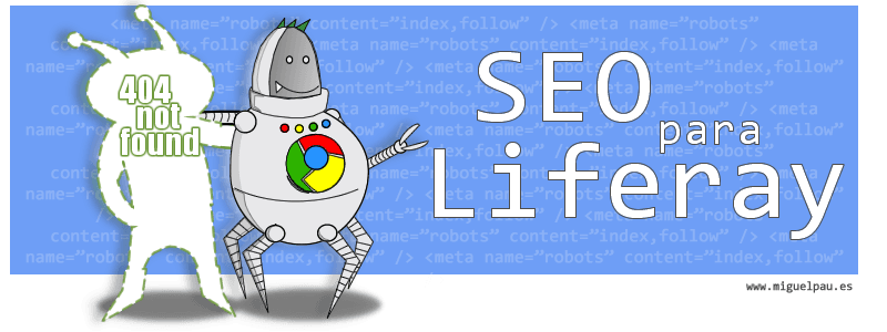 Liferay SEO Tutorial